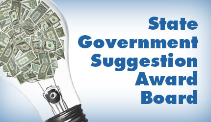 State Government Suggestion Award Board (SGSAB)