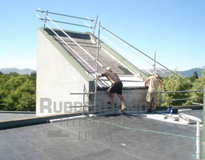 RubberBond EPDM installers
