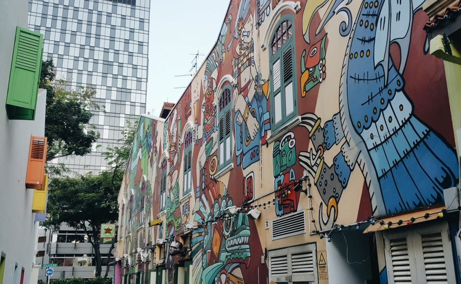Haji Lane; Richel Goes Places