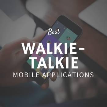Walkie-Talkie App