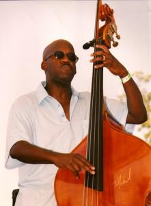 Tyrone Clark, bassist