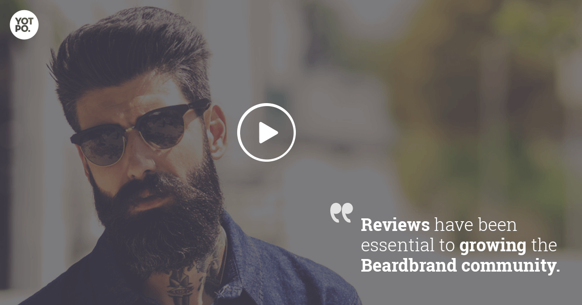 Beardbrand understands the importance of customer retention strategy
