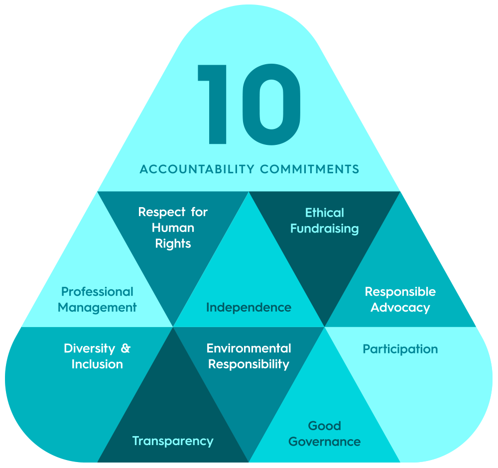 10 Accountability Commitements