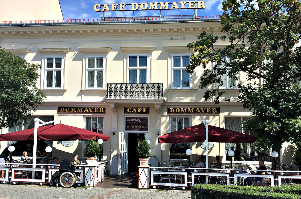Cafe Dommayer, Vienna
