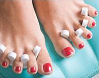 Pielęgnacja stóp i paznokci
