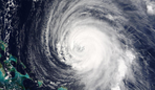 FLETC management carefully watches developing weather problems including hurricanes.