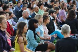Évènement de méditation à Montréal