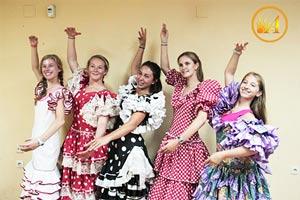 Learn Spanish and how to dance Flamenco!, Spanish courses & flamenco