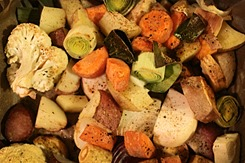 Roasted Winter Veggies 172