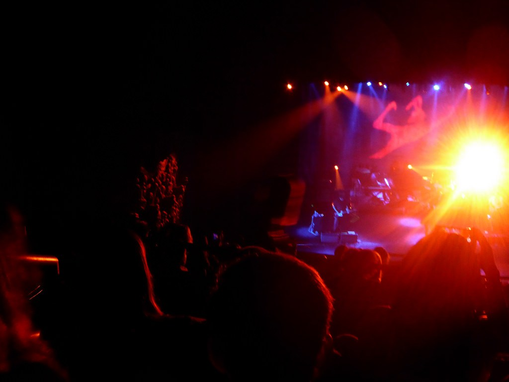 Echo & the Bunnymen @ The Theater at Ace Hotel