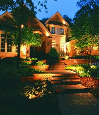 Landscape Lighting Rockwall