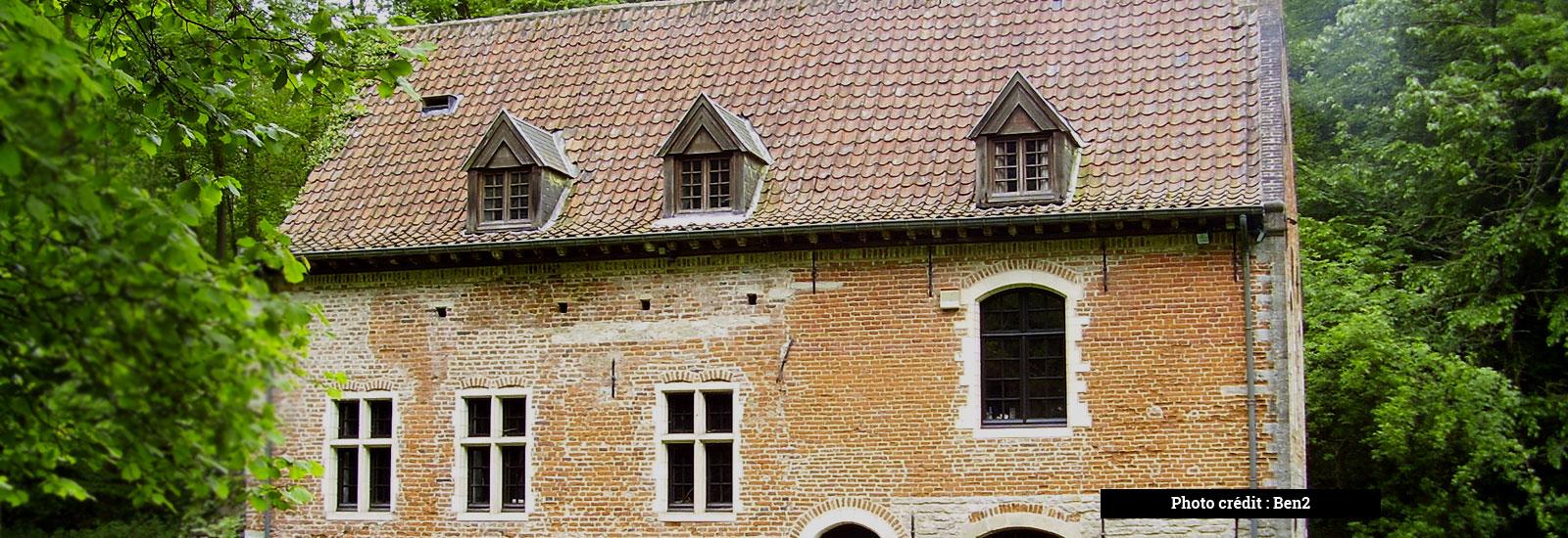 ChateauTrois Fontaines Auderghem
