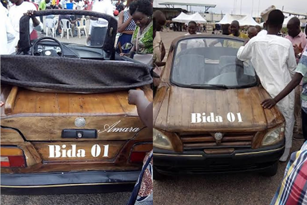 Front and Back View of Bida 01