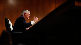 Rex Tillerson's Confirmation Hearing
