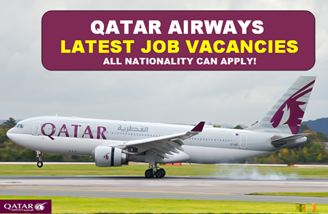 Jobs in Qatar Airways