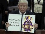 PSL moments: From Meera forgetting her ticket to Trump betting on Quetta Gladiators