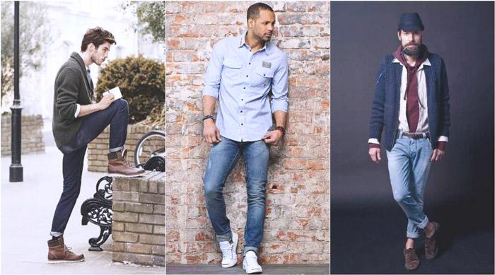 подвернутые-джинсы-looks