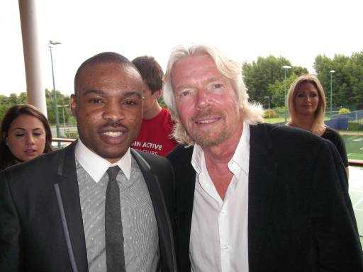 richard branson & jk
