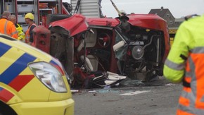 Ravage op N9 na afschuwelijke crash