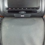 DVD/AV headrests avaliable, keep your journeys quiet and stress free