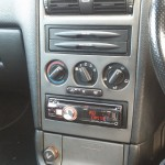 DAB radio and bluetooth hands free kit fitted