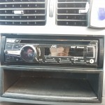 DAB Radio with built in hands-free  phone kit