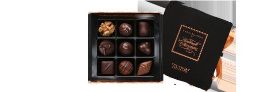 Handmade Chocolate Selection
