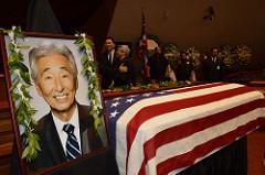Rep. Clift Tsuji Memorial Service