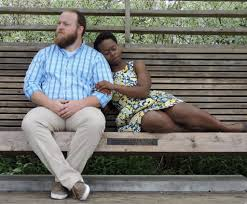 In One Good Marriage, Ese Atawo (curled up here next to co-star Dan Willows) delivers a gorgeously subtle performance