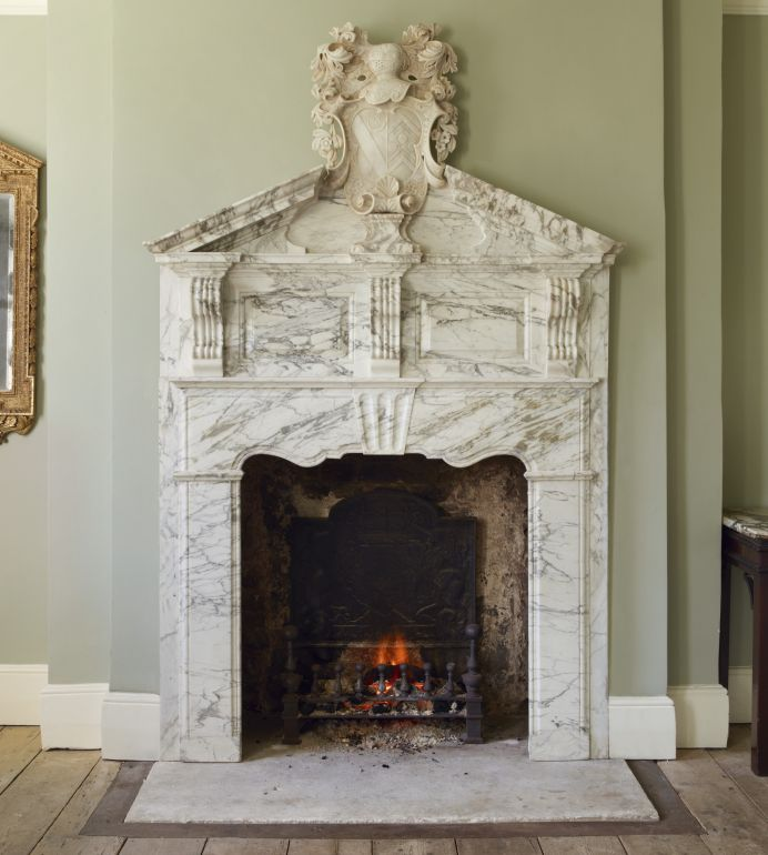 The Finest Period Fireplaces from the 17th, 18th and 19th Centuries.