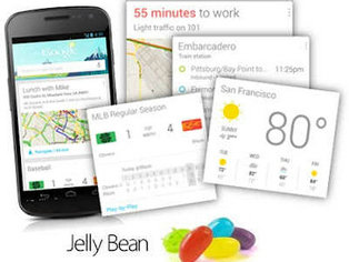 Android 4.1系统怎么激活Google Now?