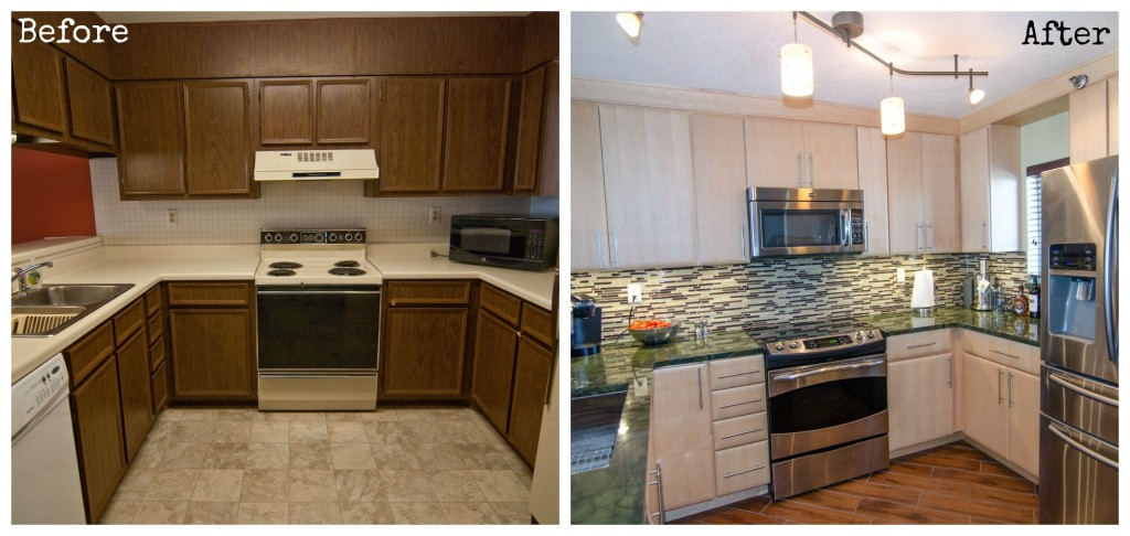 Image of: Picture of Kitchen Remodels