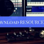 download recording resource