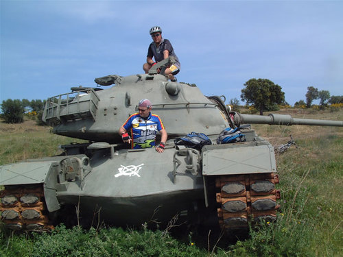Tank a S. Climent