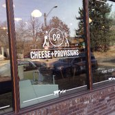 Photo of Cheese+Provisions - Denver, CO, United States. C&P - signage