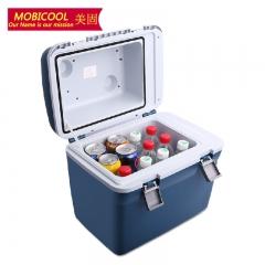 美固(MOBICOOL)T20 20L车载冰箱 车载冷暖箱 宝石蓝 恒温箱 小冰箱 蓝色 半导体冷暖