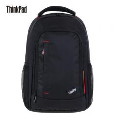 原装联想ThinkPad 17寸电脑包14-15.6寸笔记本双肩包背包 康乐 黑
