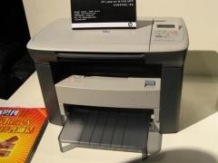 HP1005黑白激光多功能一体机:打印/复印/扫描 惠普打印机驱动下载安装简单方便