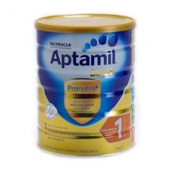 澳洲原装 可瑞康Karicare Aptamil爱他美婴儿奶粉1段900g 900g