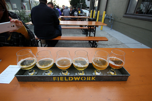 Fieldwork Brewing, Berkeley