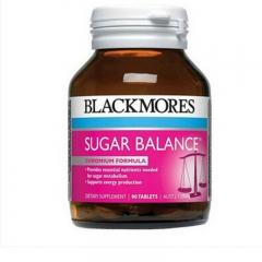 澳洲 Blackmores澳佳宝 血糖平衡片 90粒/瓶 调节血糖平衡 90粒