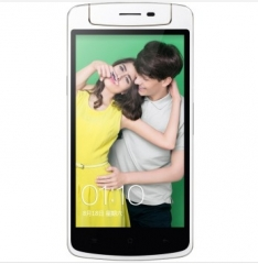 OPPO N5117 N1 mini 4G手机(雪晶白)TD-LTE/TD-SCDMA/GSM 白色