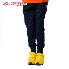 Kappakids童装2014秋冬 女童运动裤针织长裤 战斗裤 K04T2AK41 罗马蓝 120
