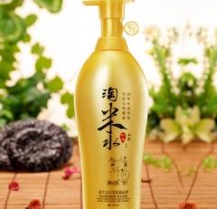 淘米水   洗发水  正品洗护   伊贝斯 去屑无硅油洗发 500ml