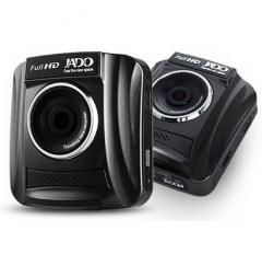 捷渡 D740行车记录仪 高清 1080P 广角 夜视 迷你 移动侦测 D740 标配/无卡