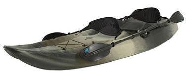 Lifetime Sport Fisher Kayak sideview