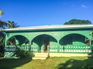 The Green House Hostel Little Corn Island