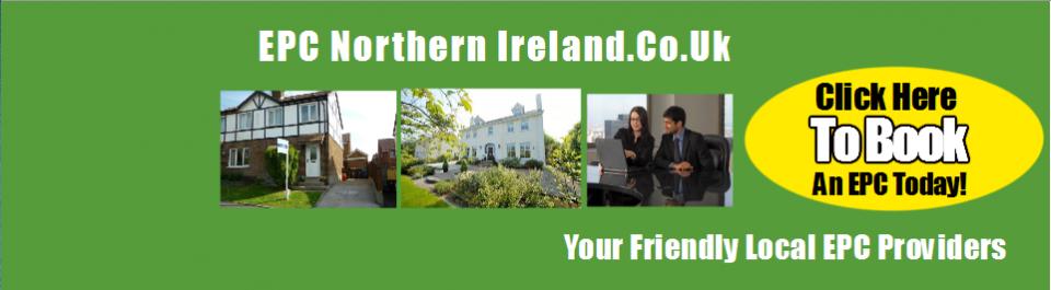 EPC Northern Ireland Book An EPC In Belfast