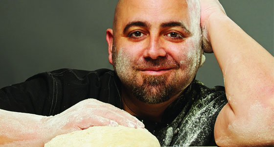 Baking for equality: Celebrity chef' Duff Goldman's cake crusade