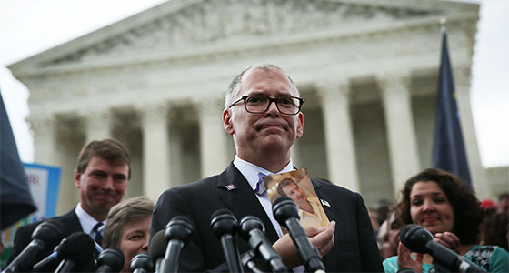 Accidental activist Jim Obergefell changes America and inspires the world